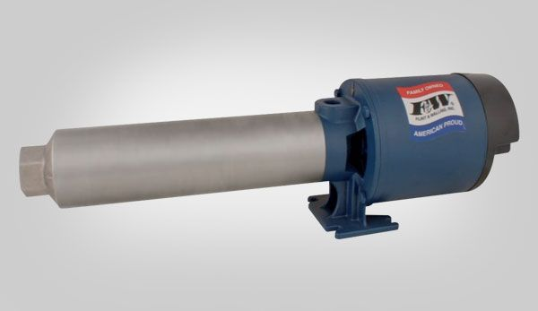 Reeves Supply Flint & Walling Booster Pumps