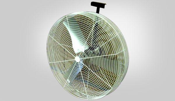 Reeves Supply Dairy Fans