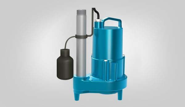 Barnes submersible pumps for evaporative cooling systems.