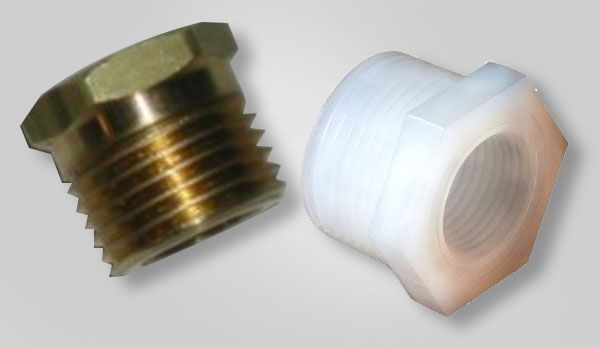 Reeves Supply Reducing Bushings for Evaporative Cooling Systems