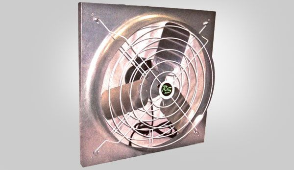Reeves Supply Panel Fans
